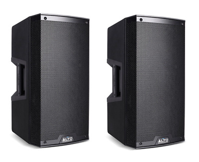 Alto Professional TS312 2000-Watt 12-Inch 2-Way Powered Loudspeaker Pair of 2