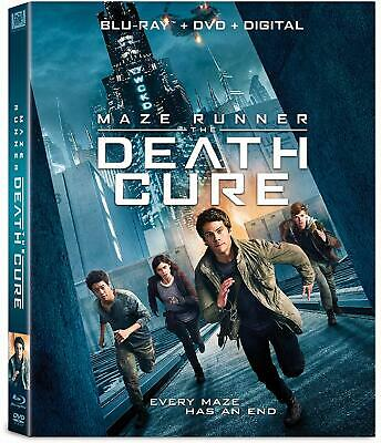 Maze Runner:The Death Cure (Blu-Ray+DVD)
