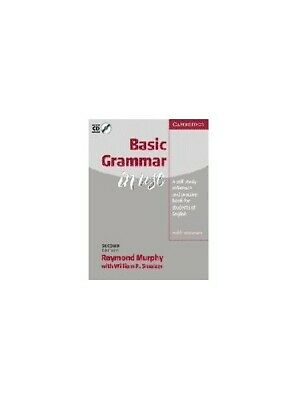 Basic Grammar in Use With answers and ... by Murphy, Raymond Mixed media product