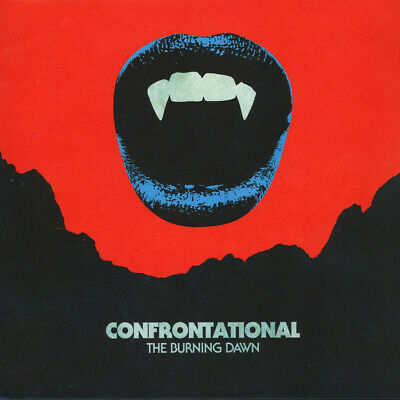 Confrontational - The Burning Dawn Colored Vinyl  (LP - 2018 - EU - Original)