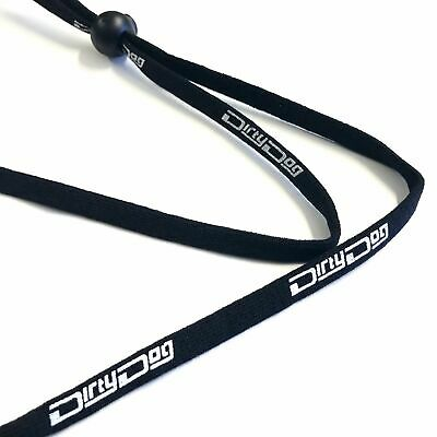 DIRTY DOG Sunglasses Neck Cord / Spectacle Retainer Strap with Toggle Fastener