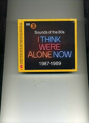 Sounds Of The 80S - I Think We're Alone Now - Bros Tiffany Abc - 3 Cds - New!!
