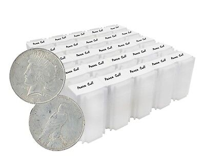 Silver Peace Dollar Cull Lot of 500 Mix Dates and Mint Marks 1922 to 1935