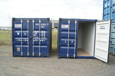 20FT ISO SHIPPING CONTAINER - Aberystwyth cardigan - NEW ONE TRIP ISO CONTAINERS