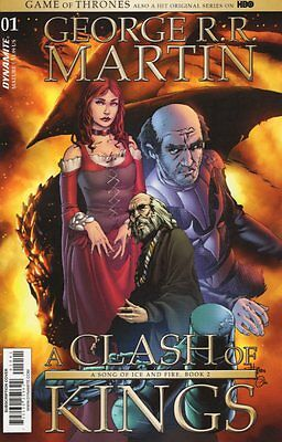 Game Of Thrones Clash Of Kings #1 Cover D Fumetto 2017 - Dynamite