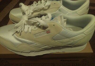 REEBOK CLASSIC NYLON Light Grey be406a3c3