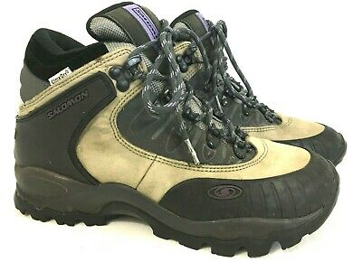 Sz Salomon Up Lace Dry Womens Contagrip 8 High Ankle Boot Clima b6gyYf7