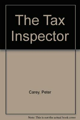 The Tax Inspector by Carey, Peter Book The Fast Free Shipping