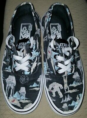 d387af708a8535 VANS X STAR WARS Authentic Mens Shoes (NEW) Yoda Aloha ALL SIZES ...