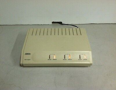 Adtran NT1 ACE3 1200236L1 Triple BRI Network Terminal Unit w/ AC Adapter