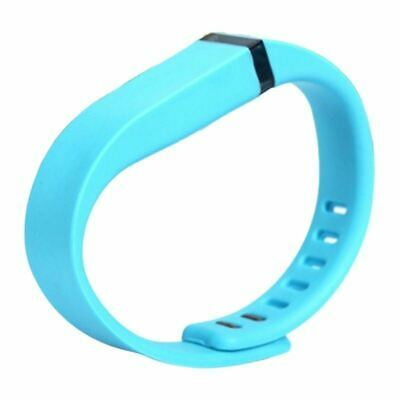 for Fitbit Flex Light Blue Small Strap Wristband Bracelet Band Activity Tracker