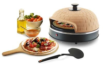 Emerio Pizzarette PO-110063 Pizzaofen Miniofen Mini-Backofen Pizza-Ofen