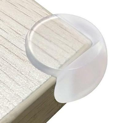20 pcs Furniture protective corner soft round caps for babies and children safe