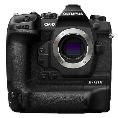 Olympus OM-D E-M1X Mirrorless Digital Camera Body #V207080BU000