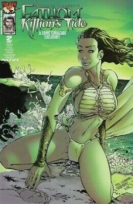 Fathom - Killian's Tide (2001) #2 of 4 (Beach Babe Variant)