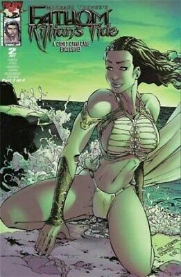 Fathom - Killian's Tide (2001) #2 of 4 (Beach Babe Red Foil Variant)