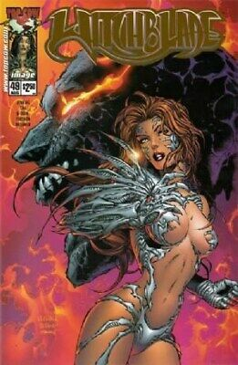 Witchblade (1995-2015) #49 (Mid-West Con Gold Foil Variant)