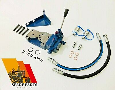 Ford Tractor New Hydraulic Remote Control Valve Kit 6410,6610,6710,6810