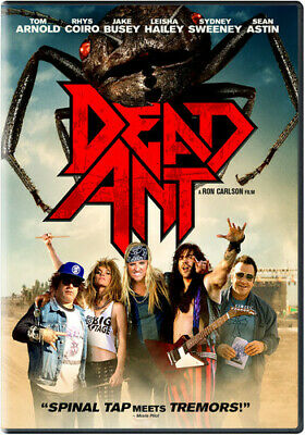 Dead Ant [New DVD] Ac-3/Dolby Digital, Widescreen