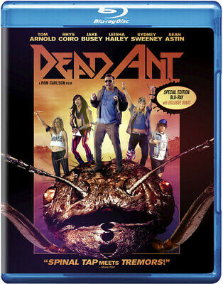 Dead Ant [New Blu-ray] Ac-3/Dolby Digital, Widescreen