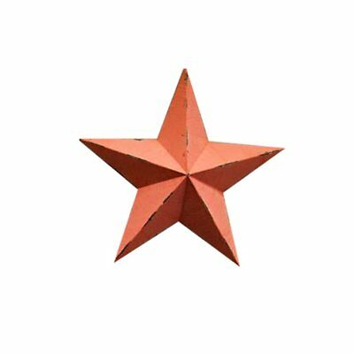 Iron Five-Pointed Star Wall-mounted Wall Hanging Wall Stickers for Bar Coffee @&