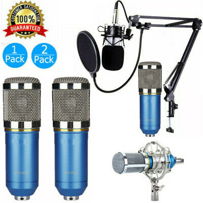 Lots2 BM-800 Professional Broadcasting Studio Recording Condenser Microphone Mic