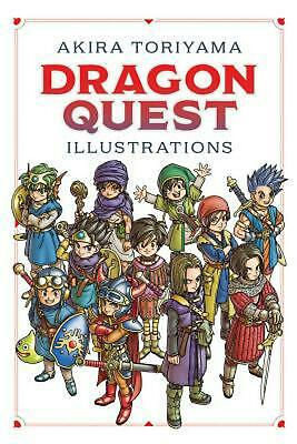 Dragon Quest Illustrations :30th Edition Anniversaire par Akira Livre Relié Fre