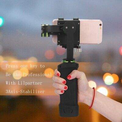Lanparte HHG-01 3 Axis Handheld Gimbal Stabiliser for Smartphones / iPho ES