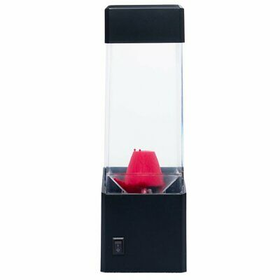 Volcano Water Aquarium Tank LED Lamp Relax Bedside Mood Light for Home Decor ❃⚡✤