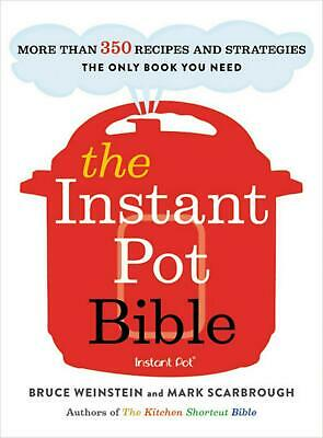 El Instante Olla Biblia: More Than 350 Recetas y Estrategias: The Only Libro Te