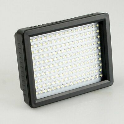 160 LEDs Video Light Portable Camera Photo Light Panel Dimmable for Camera ❃⚡✤