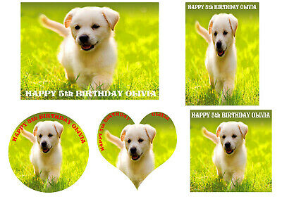 Personalised Photo Design Cake Topper - Various Shapes Sizes Up To 11 Inches