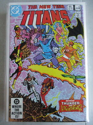 New Teen Titans (1980-1984) #32 VG/FN