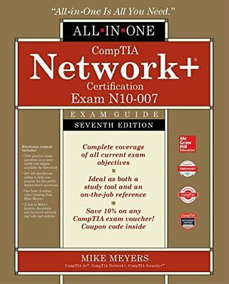 [P.D.F] CompTIA Network+ Certification All-in-One Exam Guide 7th Edition