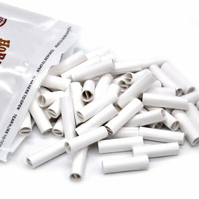 RAW PRE ROLLED Natural Cigarette Filter Paper Tips (150Pcs) **Free Shipping** DF