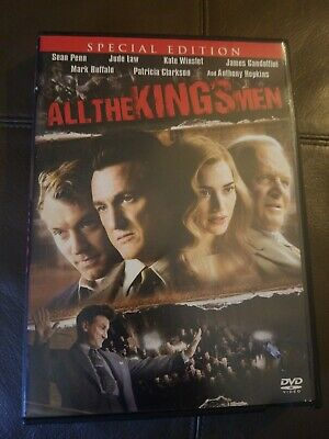 All the King's Men, Special Edition DVD (2006)**FAST SHIPPING**