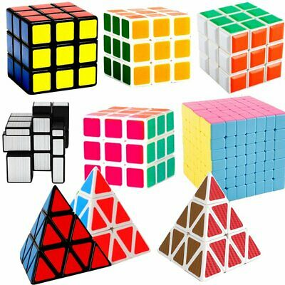 4*4*4 Professional Speed Cube Magic Cube Educational Puzzle Toys For Child N∨