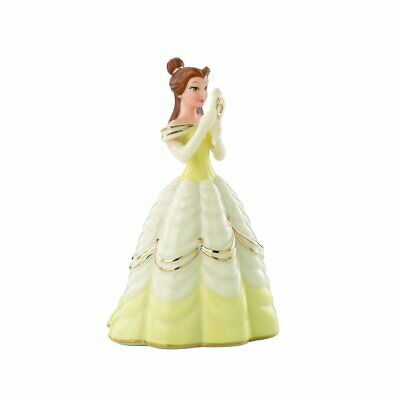 Lenox Disney Beautiful Belle Beauty and the Beast Fine China Figurine 805134 New
