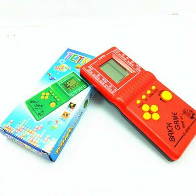 Children's Handheld Game Console Video Game Console Tetris Puzzle G M⊥