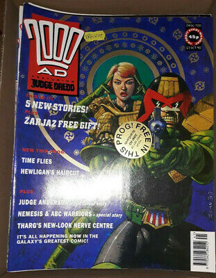 2000ad #700-799 complete lot
