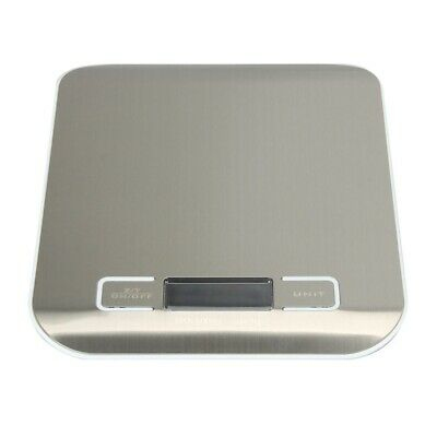 11lbs 5kg Digital Electronic Kitchen Food Scale Diet Postal Weight Balance