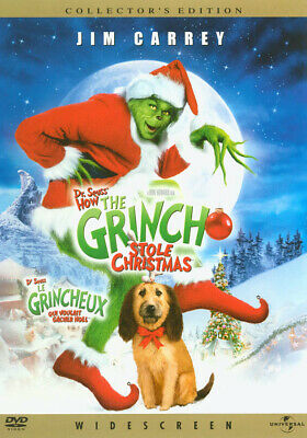 Dr. Seuss How The Grinch Stole Christmas (Widescreen) (Collector S Edition (Dvd)