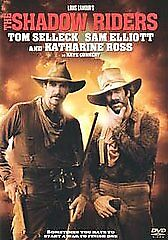 The Shadow Riders (DVD, 2005) - NEW!!