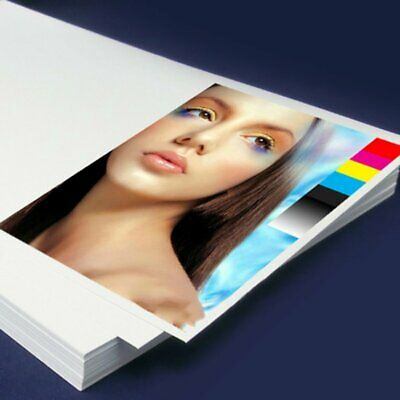 50 Sheets A4(210*297mm) Premium Quality Glossy Photo Paper for Inkjet Prin PQ