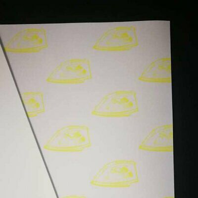 10 Sheets A4 Transfer Paper Digital Thermal Tear Inkjet Iron for Light Fabr PQ