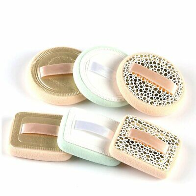 Round And Square Puff Make Up Tool for BB CC  HN