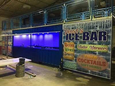 Shipping Container high quality conversion Custom Built 10ft,20ft,40ft units