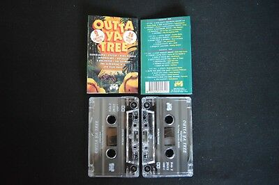 Outta Ya Tree Rare Double Cassette Tape! The Shamen 2 Unlimited Bobby Brown