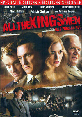 All The King S Men (Special Edition) (Bilingual) (Dvd)