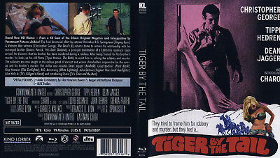Tiger by the Tail - 1970 (Blu-ray Disc, 2018) Free Ship #1118DPA